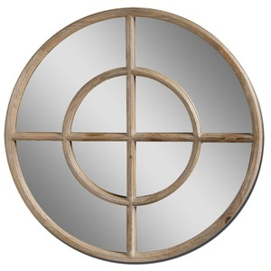 Eliseo Round Wall Mirror | The Uttermost Company