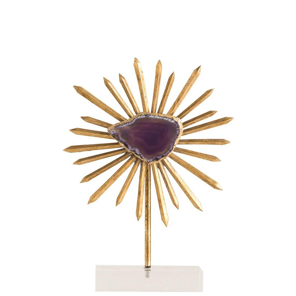Omari Small Sculpture | Arteriors