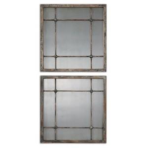 Saragano Square Wall Mirrors