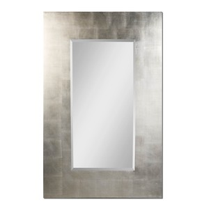Rembrandt Silver Wall Mirror | The Uttermost Company