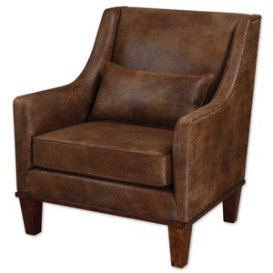 Clay Arm Chair   The Uttermost Company
