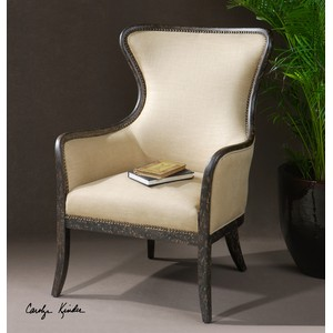 Zander Wing Chair | The Uttermost Company