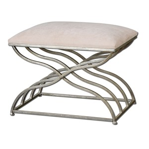 Shea Small Bench | The Uttermost Company