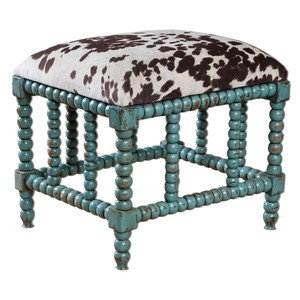 Chahna Small Bench | The Uttermost Company