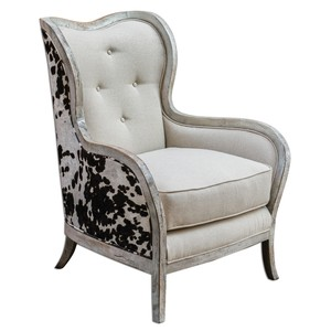 Chalina Arm Chair | The Uttermost Company