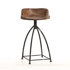 Henson Rustic Counterstool