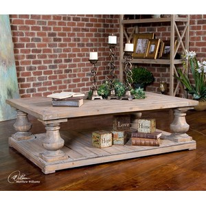 Stratford Cocktail Table | The Uttermost Company
