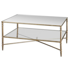 Henzler Coffee Table | The Uttermost Company