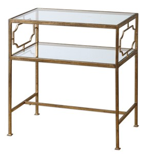 Genell Side Table | The Uttermost Company