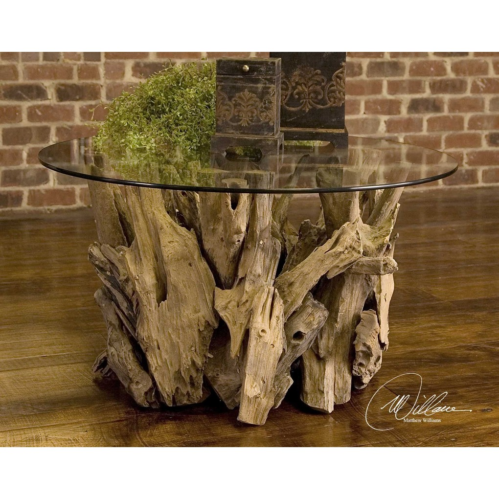 Driftwood Cocktail Table | The Uttermost Company