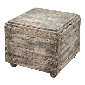 Avner Cube Table | The Uttermost Company