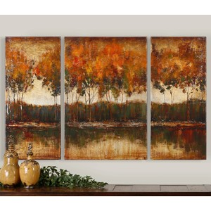 Trilakes Wall Art | The Uttermost Company