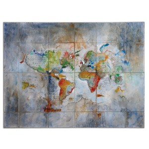 World Of Color Wall Art | The Uttermost Company