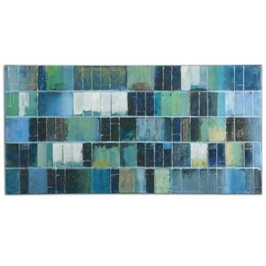 Glass Tiles Wall Art