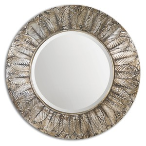 Foliage Mirror | The Uttermost Company