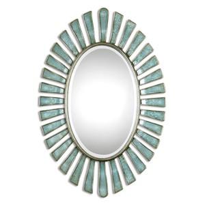 Morvoren Oval Mirror | The Uttermost Company