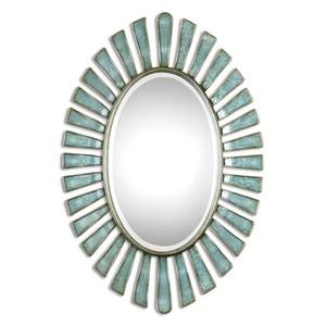 Morvoren Oval Mirror   The Uttermost Company