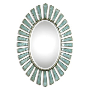 Morvoren Oval Mirror | The Uttermost Company