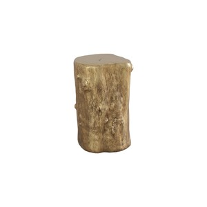 Gold Log Stool | Phillips Collection