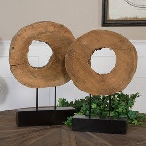 Ashlea Tabletop Wood Logs