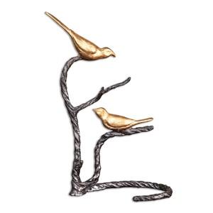 Birds on a Limb Tabletop Décor   The Uttermost Company