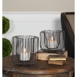 Flare Candleholders | The Uttermost Company