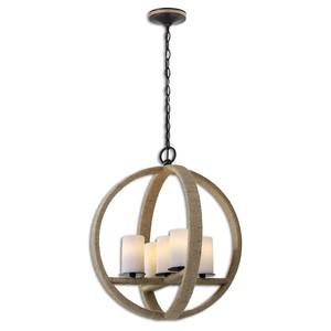 Gironico Round Pendant | The Uttermost Company