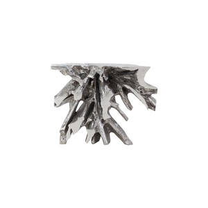 Luxe Freeform Console in Silver Leaf | Phillips Collection