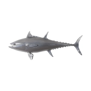 Bluefin Tuna Fish in Polished Aluminum | Phillips Collection