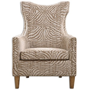 Kiango Arm Chair | The Uttermost Company