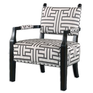 Terica Accent Chair | The Uttermost Company