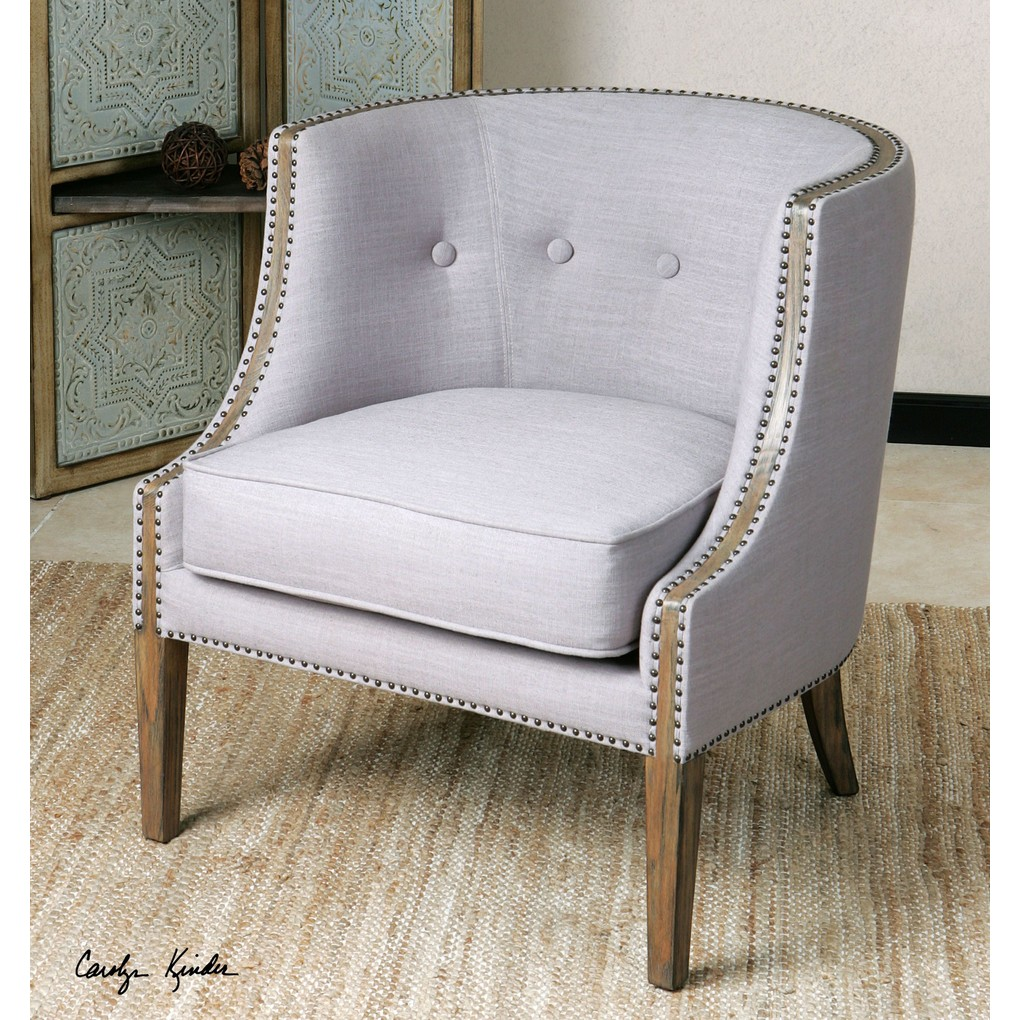 Gamila Accent Chair | The Uttermost Company