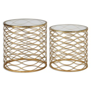 Zoa Accent Tables - Set of Two | The Uttermost Company