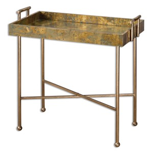 Couper Tray Table | The Uttermost Company