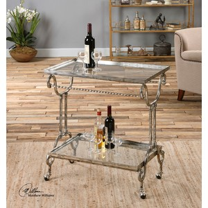 Acasia Tea Cart | The Uttermost Company