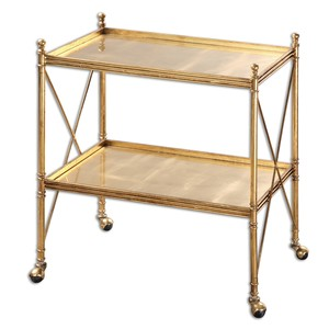 Amaranto Serving Cart | The Uttermost Company