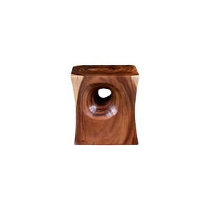 Peep Hole Side Table