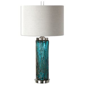 Almanzora Table Lamp | The Uttermost Company