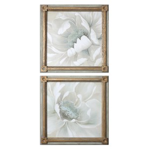 Winter Blooms Art | The Uttermost Company