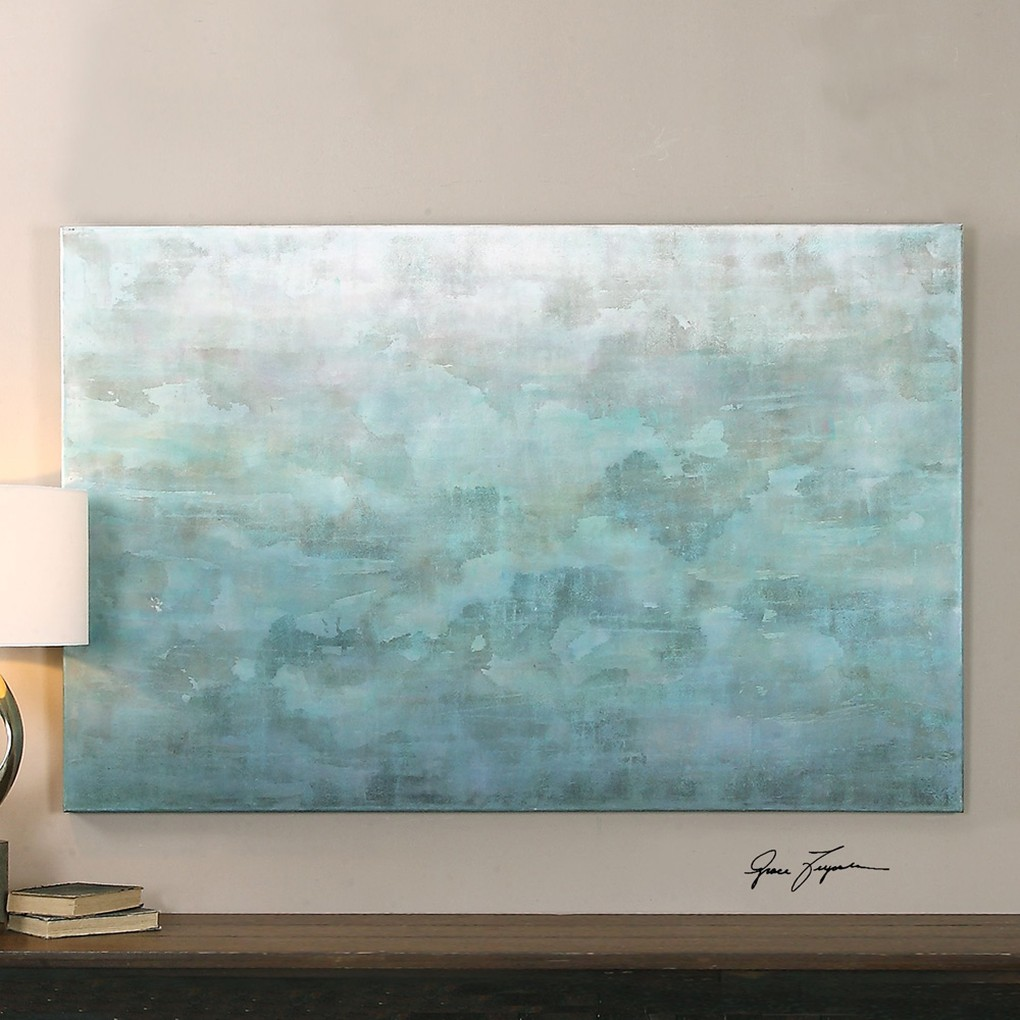Frosted Landscape Art | The Uttermost Company