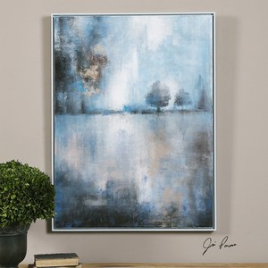 Lake At Dusk Art | The Uttermost Company