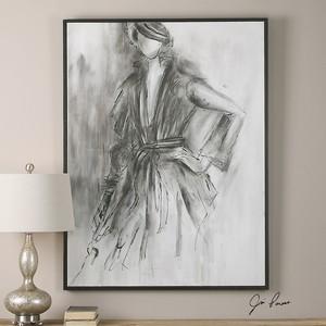 Charcoal Sketch Art