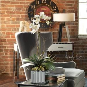 Kaleama Orchids White
