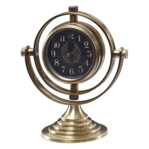 Almonzo Table Clock | The Uttermost Company