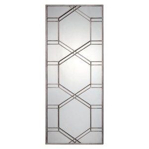 Kennis Silver Wall Mirror | The Uttermost Company