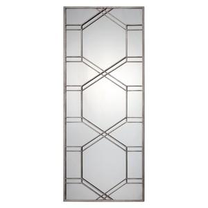 Kennis Silver Wall Mirror