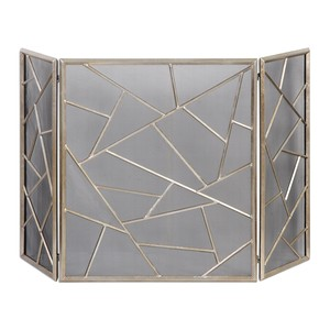 Armino Fireplace Screen | The Uttermost Company