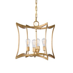 Dore 4-Light Pendant | The Uttermost Company