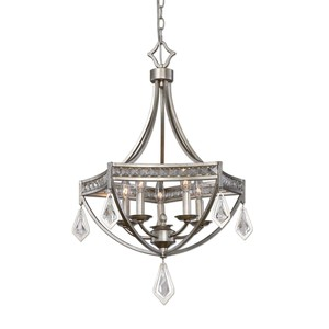 Tamworth 5-Light Pendant | The Uttermost Company