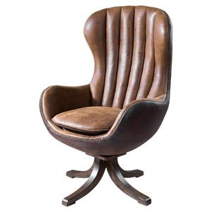 Garrett Swivel Chair | The Uttermost Company